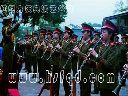 红亚搏体育官网登录亚搏体育官网网址公司---军乐队